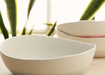 Speckled bowls from Urban Outfitters
