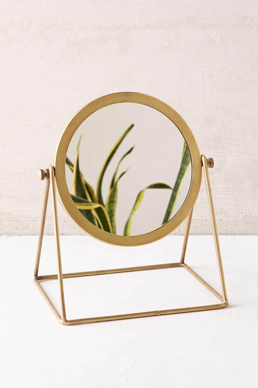 Tabletop mirror from Urban Outfitters