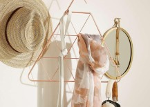 Triangle accessory holder from Urban Outfitters