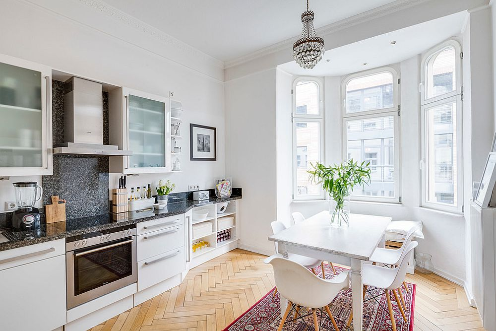 50 modern scandinavian kitchens that leave you spellbound for Scandinavian design london