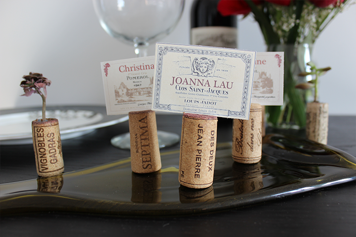 Wine-Cork-Placecard-Holder