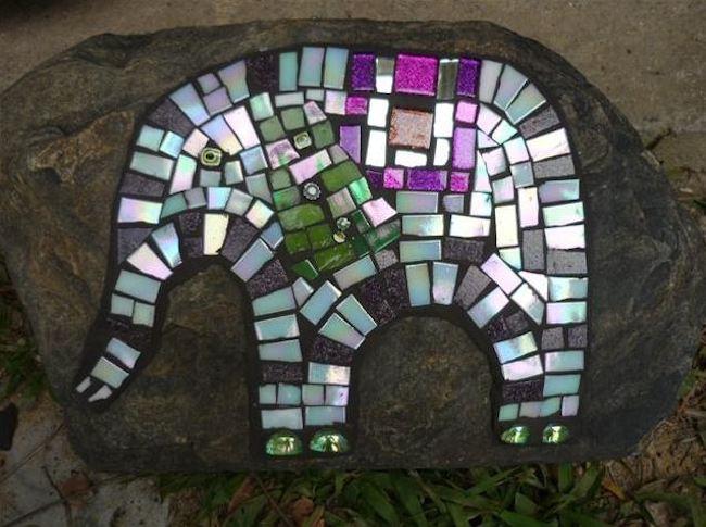 animal mosaic 2