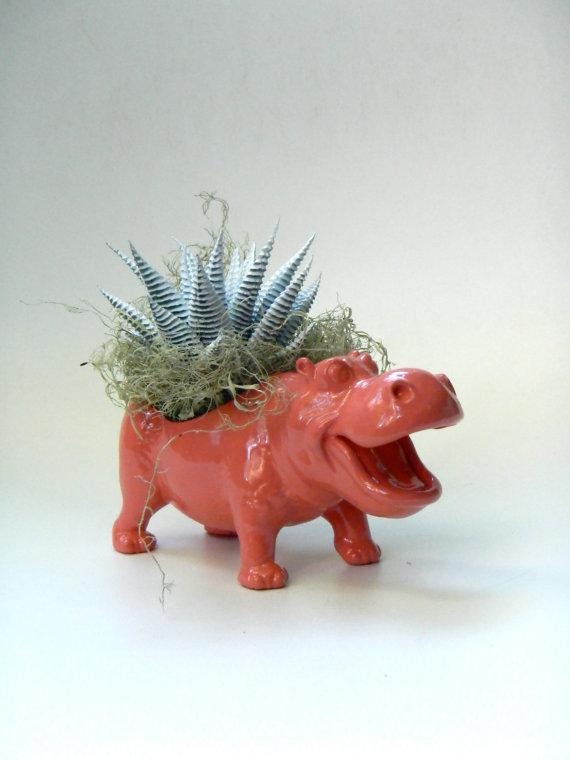 animal planter 7