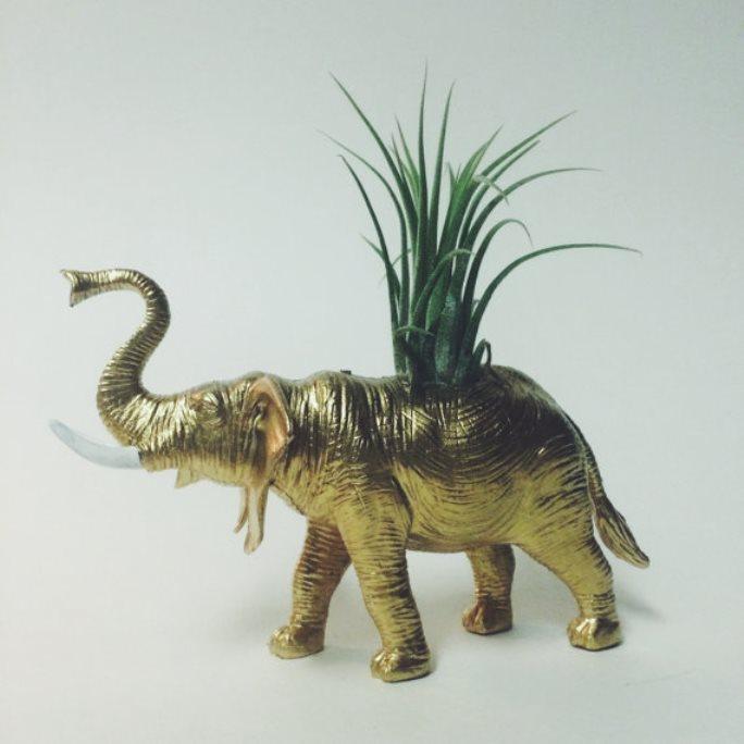 animal planter 8