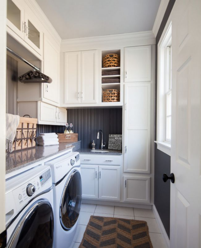 View In Gallery Proof Even A Laundry Room Can Be Cute