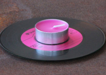 cd candles 3 217x155 8 Inspiring DIY Ideas for Upcycling Old CDs