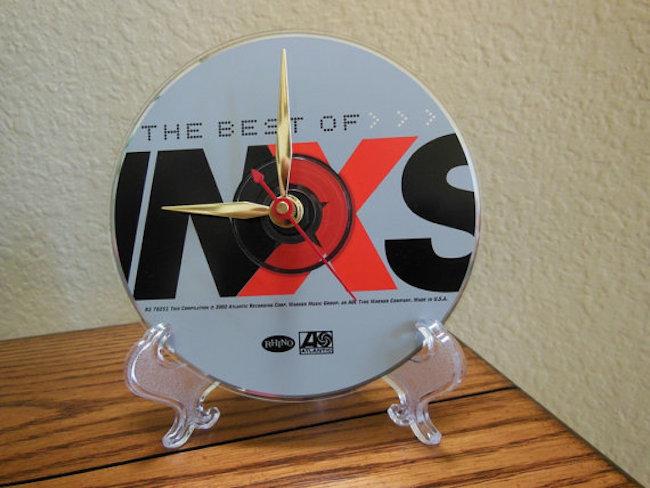cd clock 4