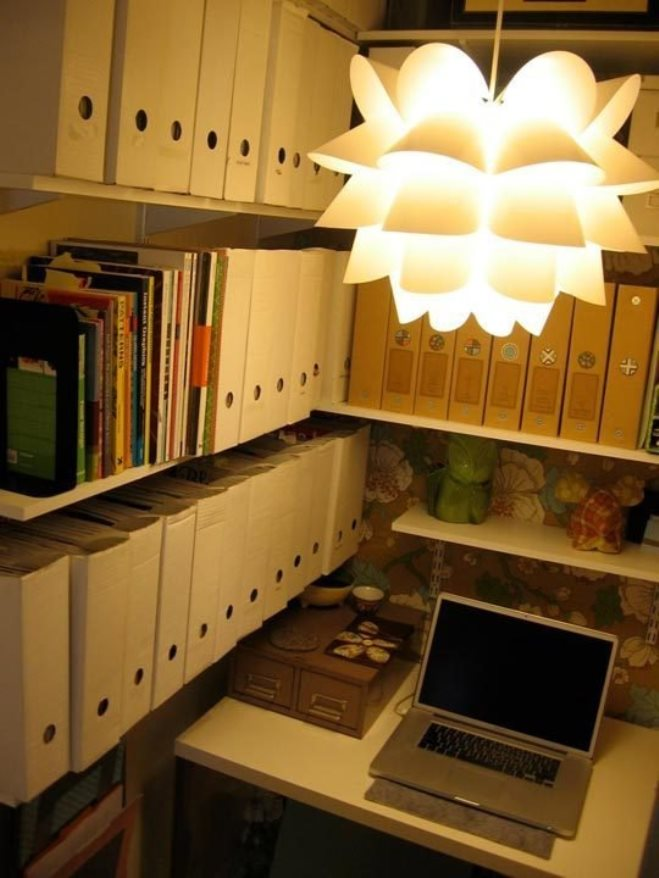 Closet Office Space 10