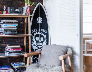 16 Beachy Surfboard Decorating Ideas