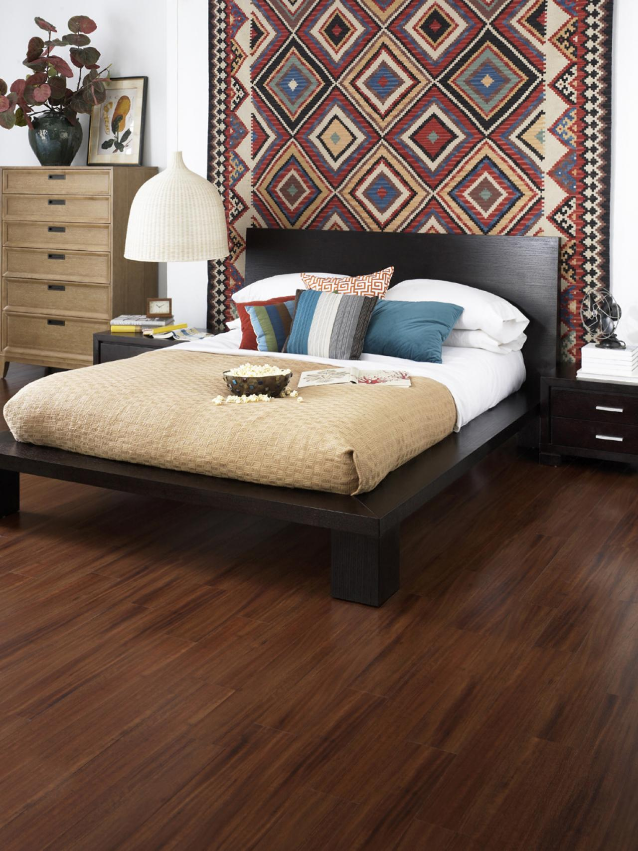 hardwood floor bedroom 3