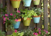 Herb Garden Ideas For A Balcony 8 space-saving vertical herb garden ideas for small yards & balconies