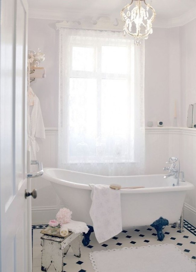 Bathroom Shabby Chic Ideas 28 Images Lovely And Inspiring