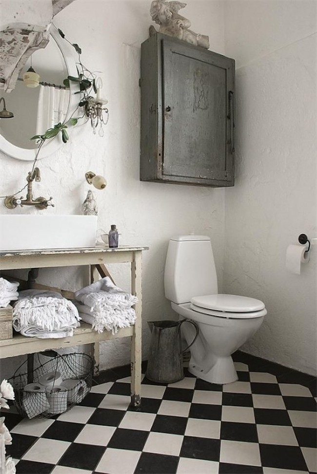 New Shabby Chic Bathroom Vanity Units Bathroom Ideas Shabby Chic Bathroom