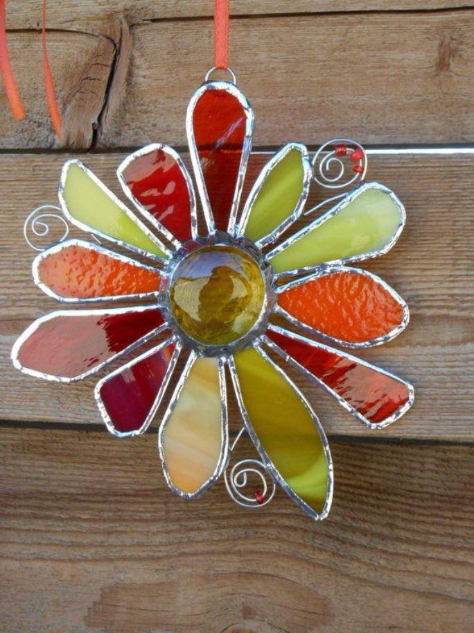 stained glass suncatcher 2