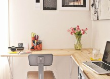 standing desk 2 217x155 8 Design Tips for Standing Desks That Are Versatile Enough for Sitting Too!