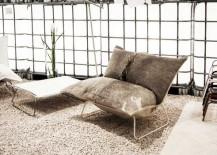 Baron chair in setting