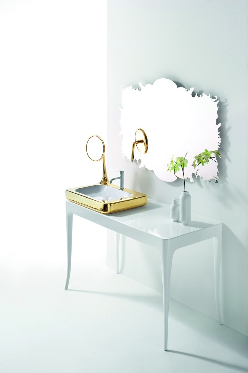 Bisazza Bagno, The Hayon Collection Organico Series