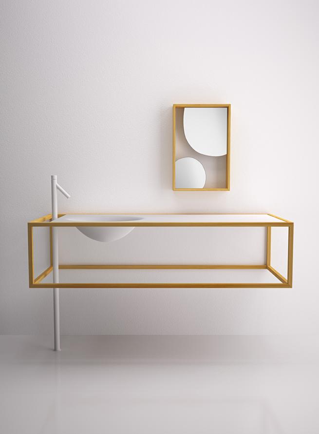 Bisazza Bagno, The Nendo Collection