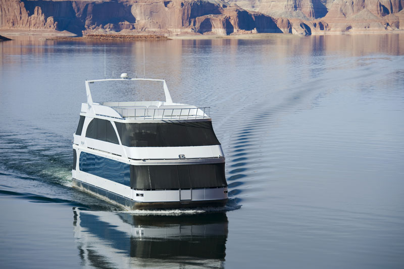 Bravada Luxury Houseboat