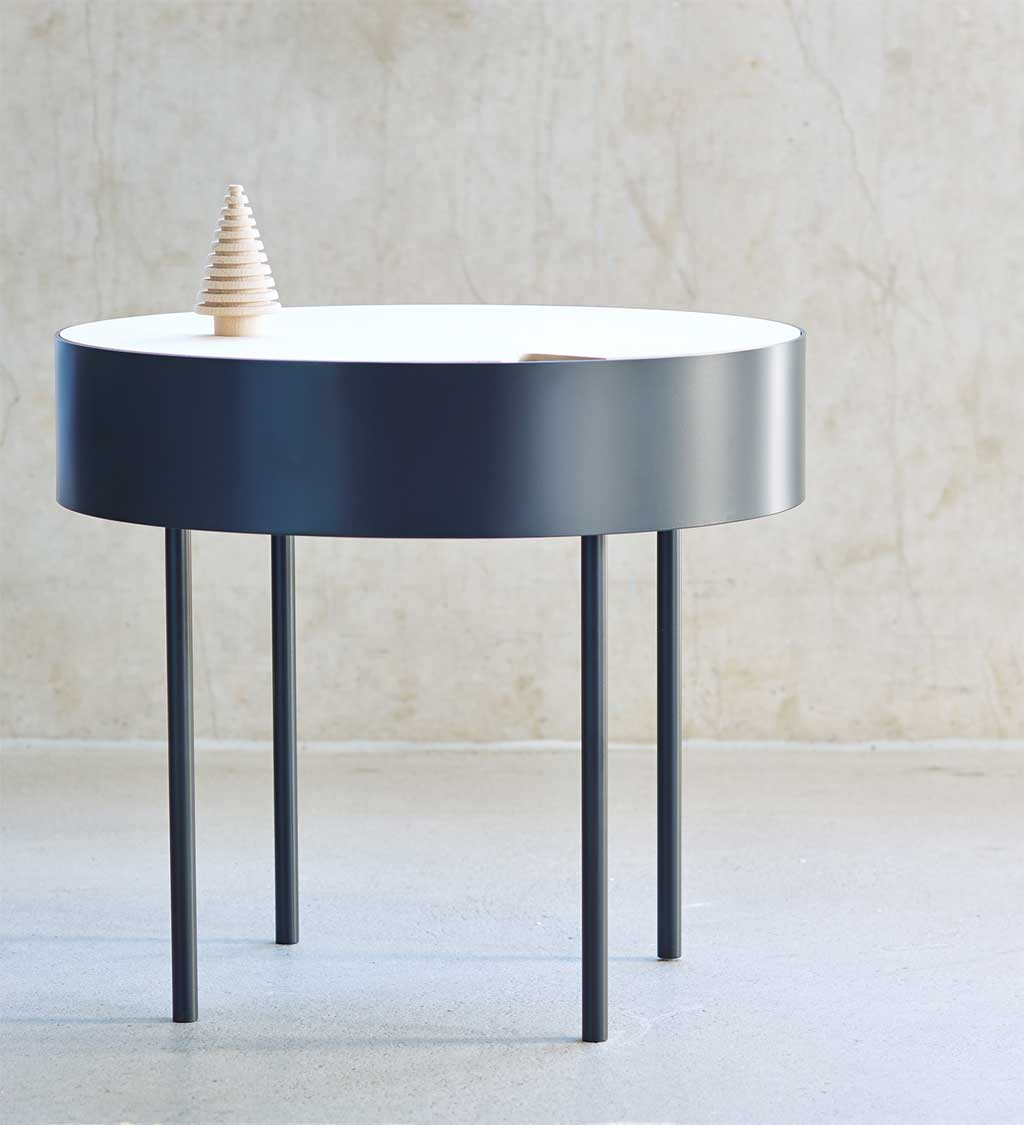 CIRKEL table