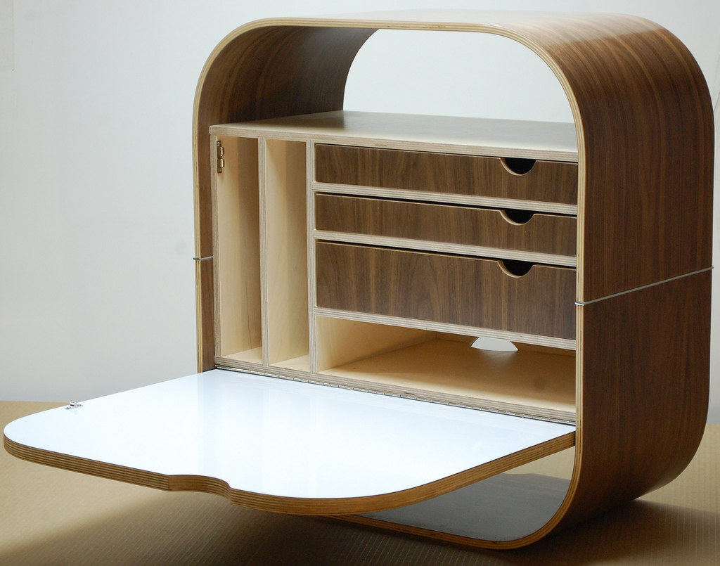 Camille Desk By Vurv Design