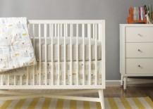 Convertible crib from DwellStudio