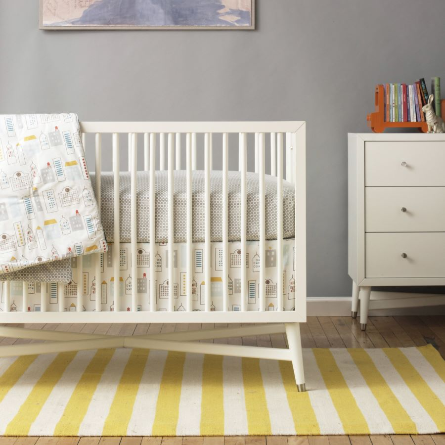 Convertible crib from DwellStudio