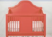 Coral conversion crib