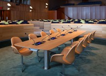 Council Chairs at the U.N. Headquarters in New York 217x155 20 High End Workplace Chairs and Seats