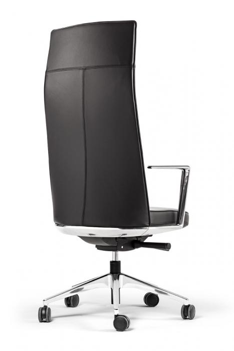 Cron high backrest with headrest
