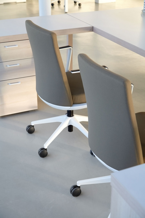 Cron low backrest