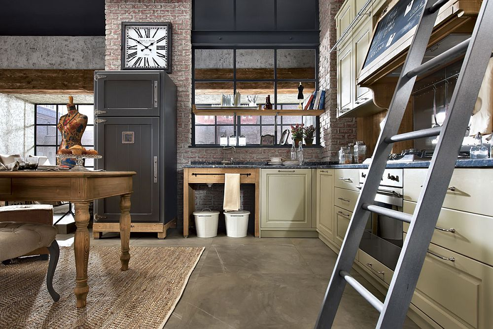 Nolita Rediscover The Pleasure Of A Timeless Vintage Family Kitchen