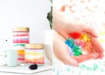 DIY sugar scrub from Sugar & Cloth