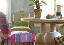 Dining room decor from Anthropologie