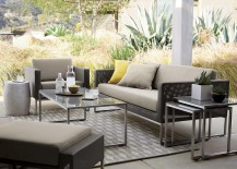 Dune furniture collection from Crate Barrel 217x155 Fun and Fresh Patio Furniture Ideas