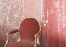 Elegant cherry blossom wallpaper