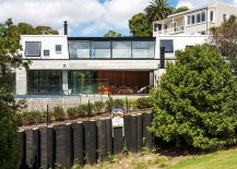 Elizabeth Street by Dorrington Atcheson Architects in New Zealand 217x155 Industrial Ingenuity: Contemporary Auckland Home in Concrete, Steel and Glass