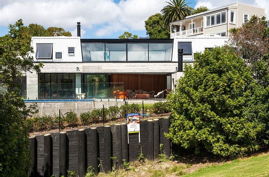 Elizabeth Street by Dorrington Atcheson Architects in New Zealand