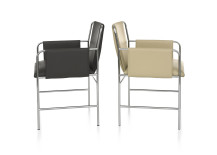 Envelope-chair-with-leather-upholstery-217x155