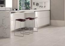 Fabric Effect flooring from Mandarin Stone