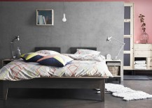 Fabulous NORNAS bed frame is perfect for the modern minimalist