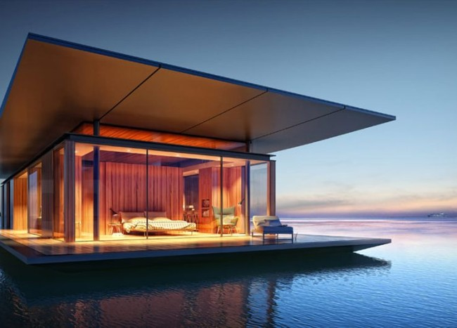 8 Fabulous Floating Homes That Will Make You Want to Live on Water!