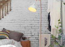 Floor lamp from Urban Outfitters
