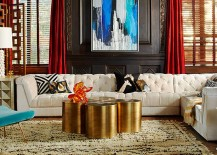 Four-Brass-Teardrop-Tables-turned-into-a-coffee-table-in-the-living-room-217x155