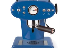 Francis Francis X1 Espresso Machine blue