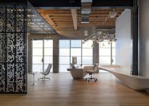Giant Pixel reception desk area