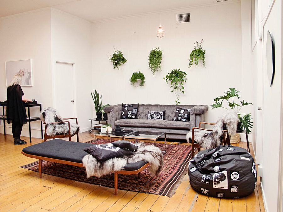 Going eclectic with a love for nature [From: Julia Atkinson - Studio Home]
