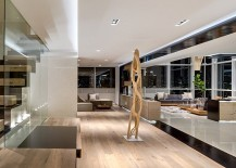 Gorgeous Lower level of the penthouse MK in Mexico City