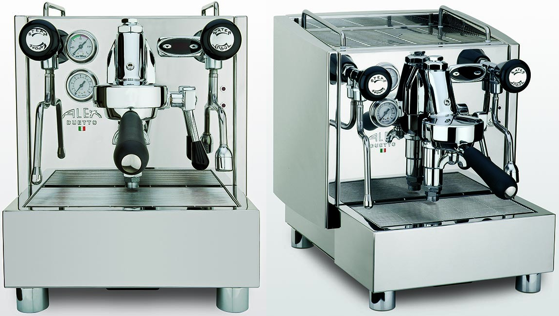 Izzo Alex Duetto Mk IV Espresso Machine