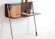 The Wall Mounted Desk Has Become A Favorite For Those Utilizing Spare (or  Only) Bedrooms As Offices, As Well As With Anyone Who Appreciates Clean And  ...